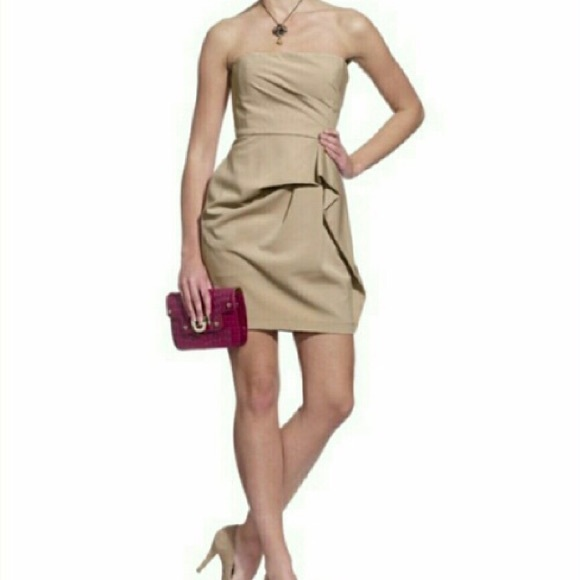 BCBGMaxAzria Dresses & Skirts - ❤️ BCBG Grace Pleated Dress size 4